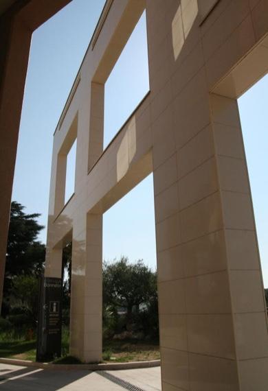 Architecte bâtiment médical