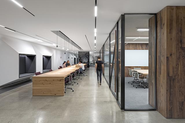 Architecte Montpellier réalisation bureaux