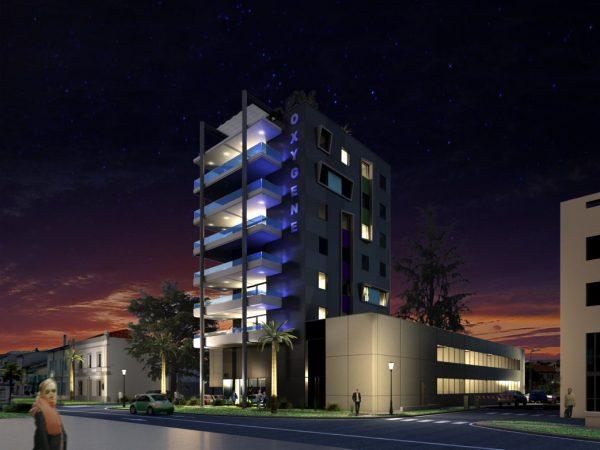 Réhabilitation immeuble d'habitation - Alès