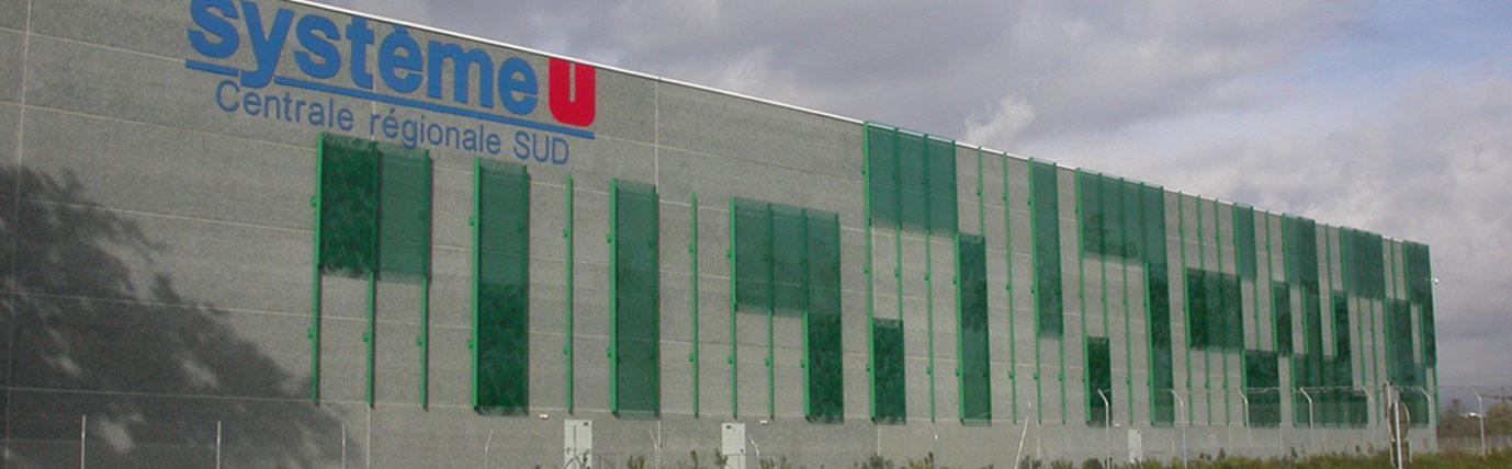 Système U Vendargues - Atelier d'Architecture