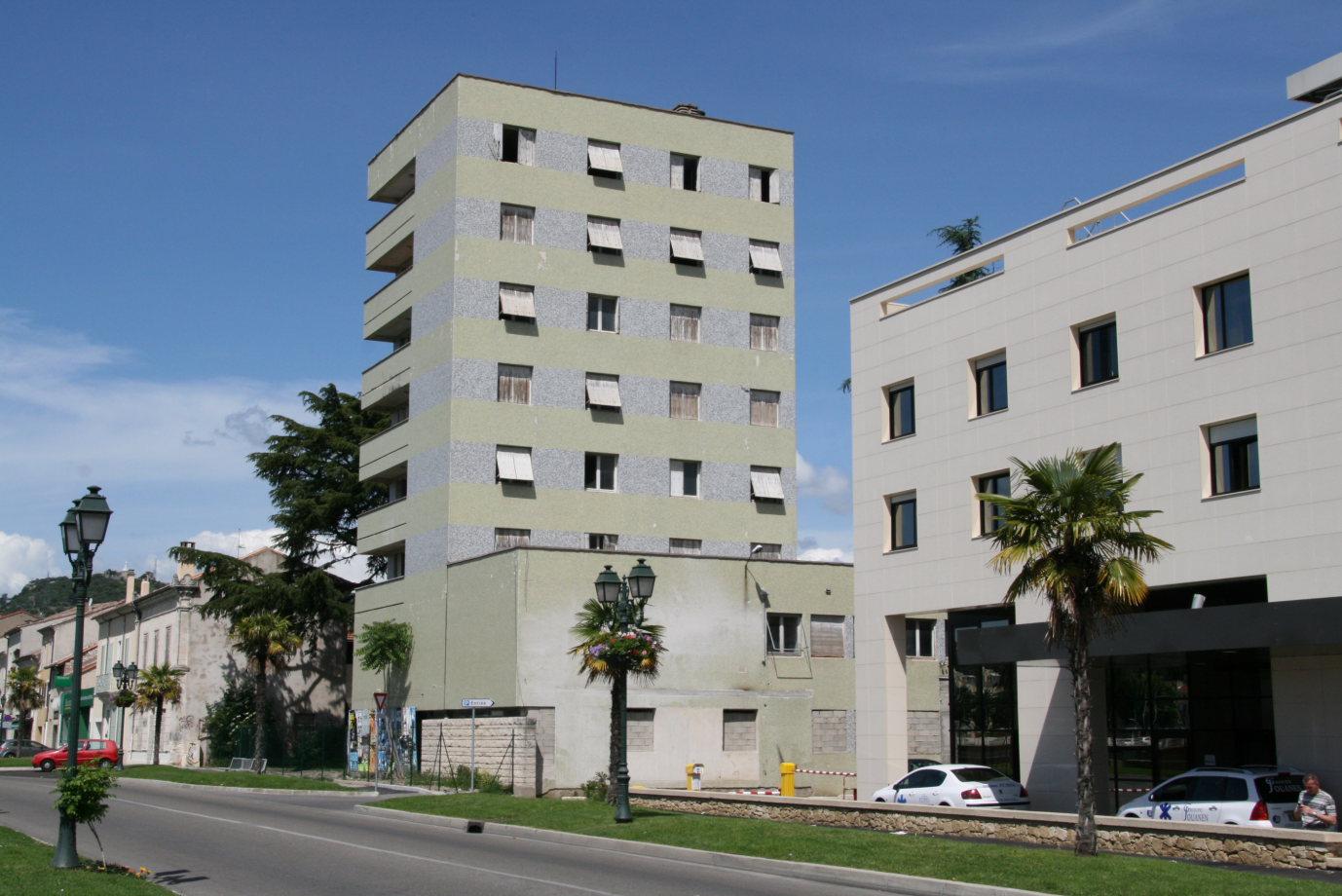 Réhabilitation immeuble d'habitation