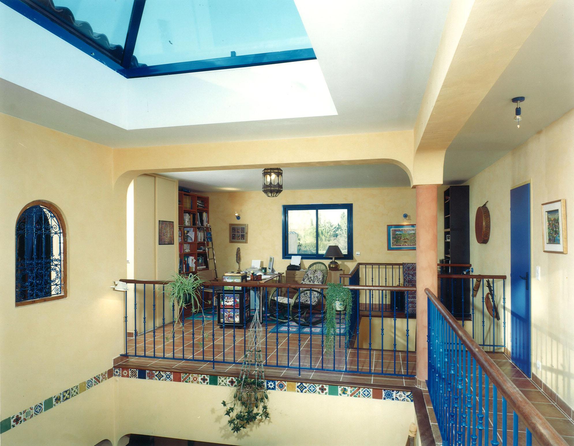 Maison individuelle Atelier d'Architecture - intérieur