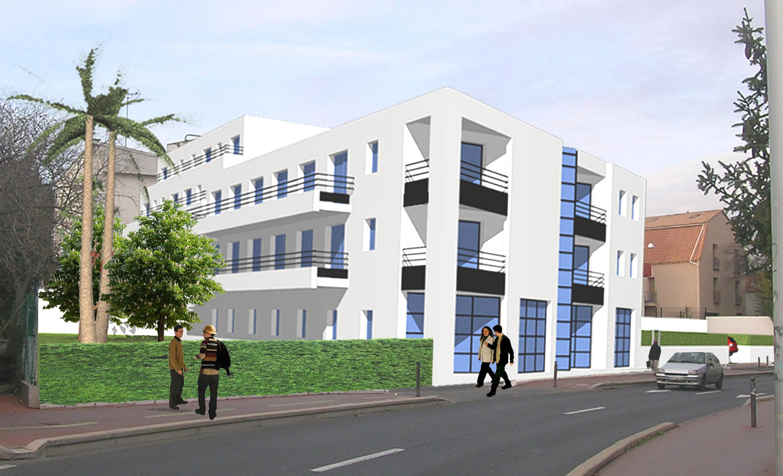 Logement collectif Manureva Campus