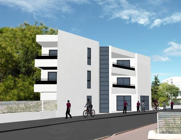 Logement collectif Montpellier